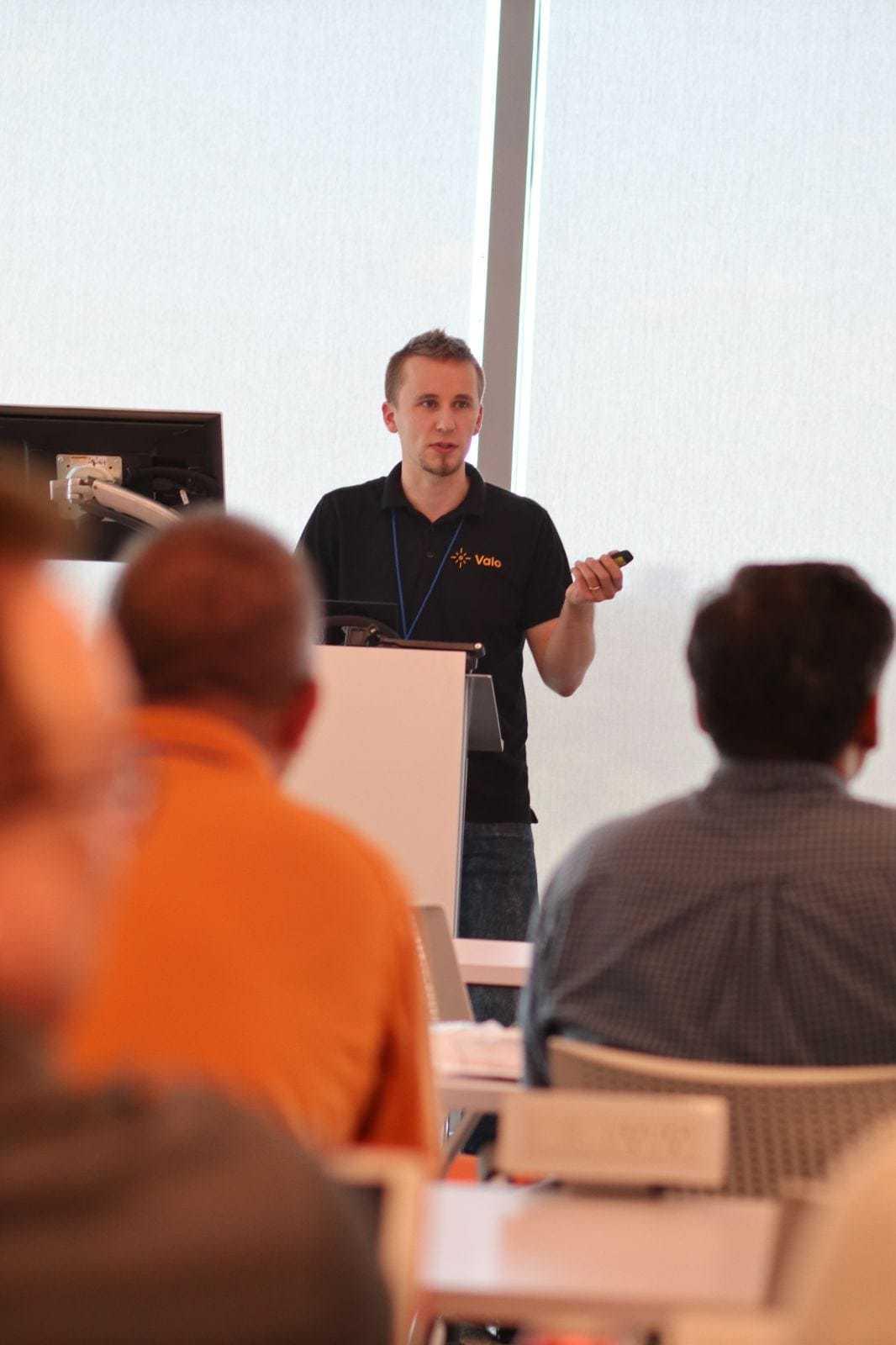 Antti K. Koskela's SPS Houston session